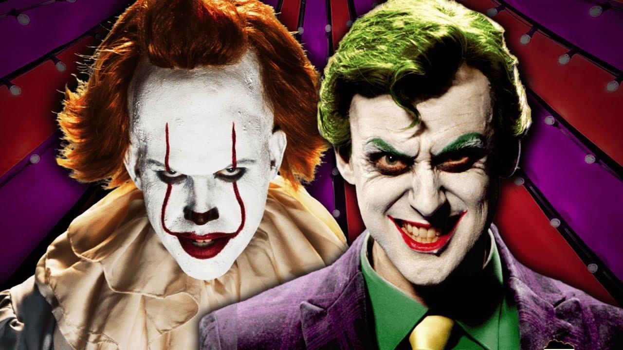 The Joker vs Pennywise Lyrics