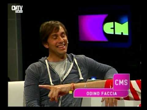 Odino Faccia video Entrevista CM  - Abril 2015