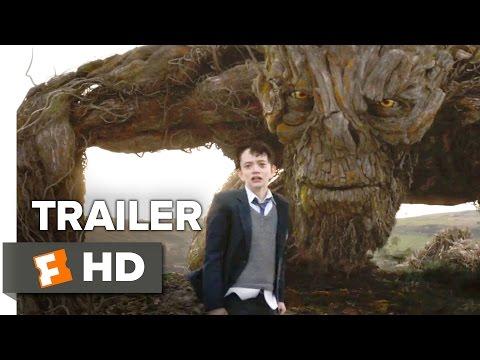 A Monster Calls Official Trailer 1 (2016) - Felicity Jones Movie