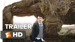 A Monster Calls - Official Trailer #1 (2016)
