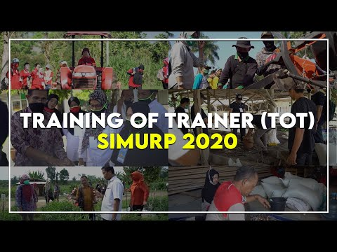 Training Of Trainer (TOT) SIMURP