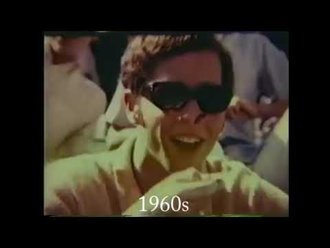 110 Years of High School Footage: 1900s-2010s