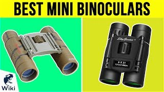 10 Best Mini Binoculars 2019