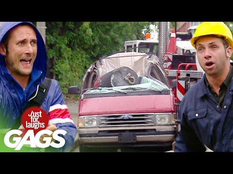 Funny Car Prank Compilation