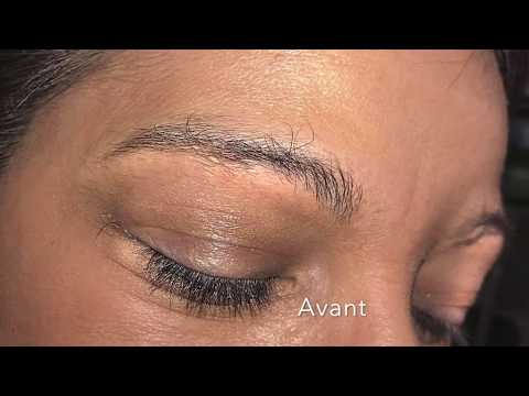 Le masque pour la peau autour des yeux lhuile dolive et la vitamine e