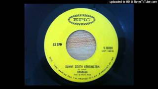 Donovan   Sunny South Kensington