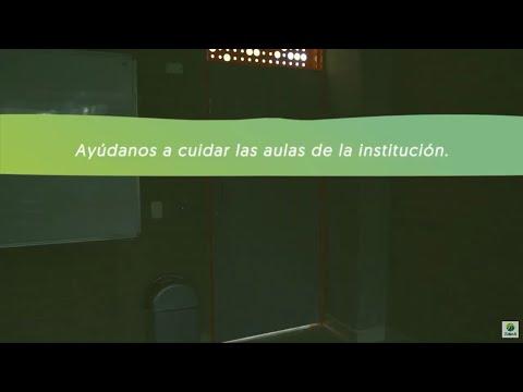 AYÚDANOS A CUIDAR LAS AULAS DE LA INSTITUCIÓN