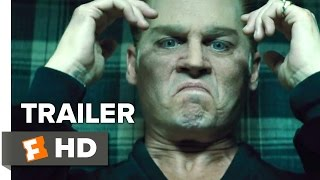 Джонни Депп, Black Mass TRAILER 3 (2015) - Johnny Depp Gangster Movie HD