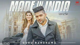 Guru Randhawa: MADE IN INDIA | Bhushan Kumar | DirectorGifty | Elnaaz Norouzi | Vee