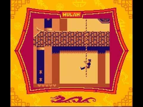 mulan game boy rom