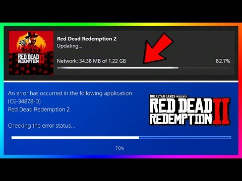 Red Dead Redemption 2 Is Officially BROKEN! (NEW Update 1 10