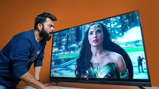 """DAIWA 49"""" 4K UHD ANDROID SMART TV REVIEW 📺📺 Quantum Luminit with HDR 10 Support!!"""