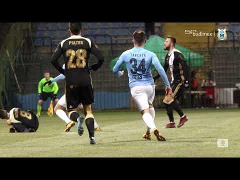 Skrót meczu Stomil Olsztyn - ŁKS Łódź 2:2