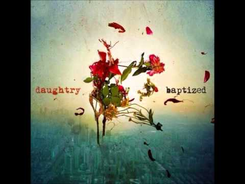 Daughtry- The World We Knew (Audio) *NEW*