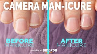 DIY Male Natural Nail Manicure Using Amazon Products