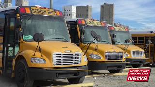 New School Bus Seatbelt Law Effective for January