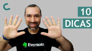 Evernote: 10 Dicas Para Ser Mais Produtivo