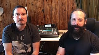 DT14 Update with James LaBrie and John Petrucci