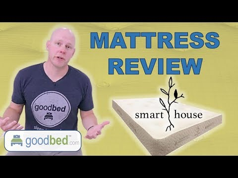 SmartHouse Mattress Review (VIDEO)