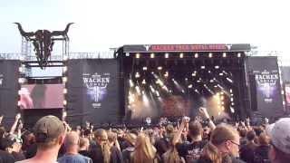 T.N.T. (AC/DC cover) - Anthrax - Wacken Open Air 2013