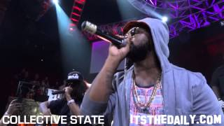 "Ab-Soul & ScHoolboy Q - ""SOPA"" & ""Druggys With Hoes Again"" Live At Belasco Theater 