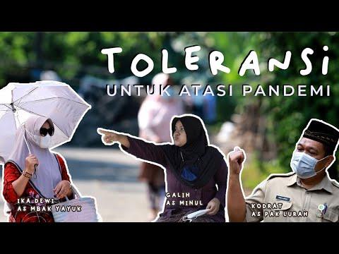Toleransi untuk Atasi Pandemi