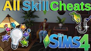 the sims 4 seasons skill cheats - मुफ्त ऑनलाइन