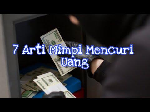7 Arti Mimpi Mencuri Uang