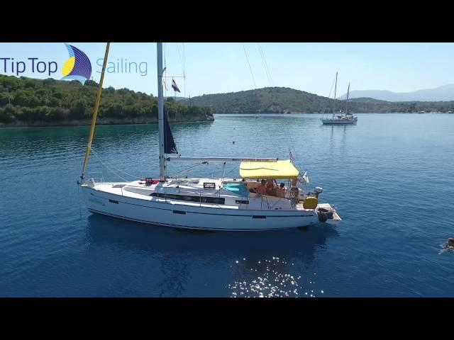 Tip Top sailing special Corfu - Lefkas (part 1)