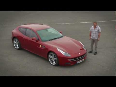 Ferrari FF - Will it drift? By www.autocar.co.uk