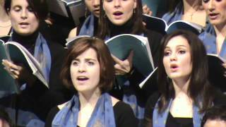 """G. F. Händel, Messiah - """"And the glory of the Lord"""""""