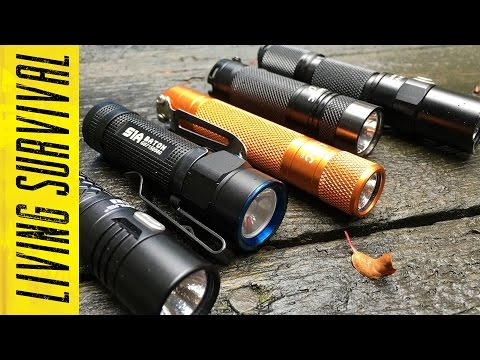 Top 5 Pocket Flashlights of 2016