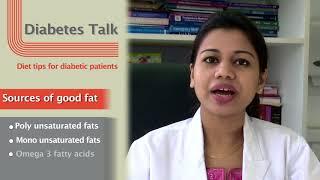 Diet Tips -Diabetic Talk