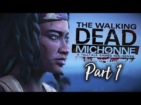 The Walking Dead: Michonne - E1P1 -