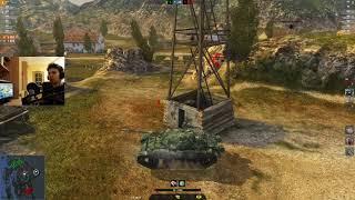WoT Blitz - Как разбудить в себе статиста и БОЙ 1 в 7 - World of Tanks Blitz (WoTB)