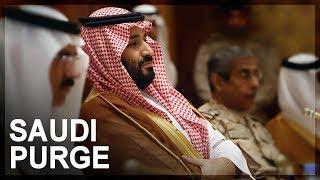 Saudi Arabia's anti-corruption purge