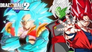 THE OMNI KING OF SAIYANS RETURNS! Omni God Of Infinite Destruction! | Dragon Ball Xenoverse 2 Mods