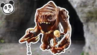 LEGO Star Wars deutsch - Rancor Pit - Spielzeug ausgepackt & angespielt - Pandido TV