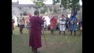 preview picture of video 'Pas d'armes de Senlis 2013 Remise du trophée et remerciements'