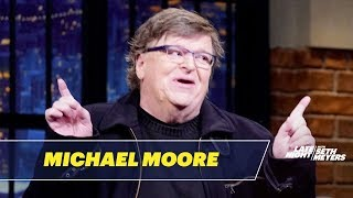 Michael Moore Thinks an All-Women DemocraticPresidentialTicket Would Win