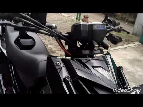 Video X-ride Modifikasi Supermoto
