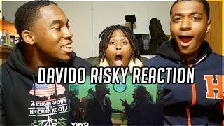Davido   Risky (Official Video) Ft. Popcaan REACTION!