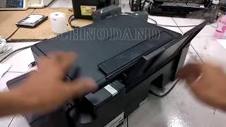 EPSON L220 L210 L360 RESET ALL EPSON PRINTER - Самые лучшие видео
