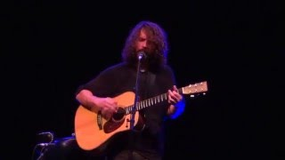 """Thank You"" in HD - Chris Cornell 11/22/11 Red Bank, NJ"
