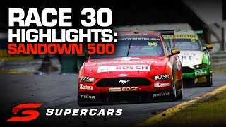 Highlights: Race 30 Sandown 500   Supercars Championship 2019
