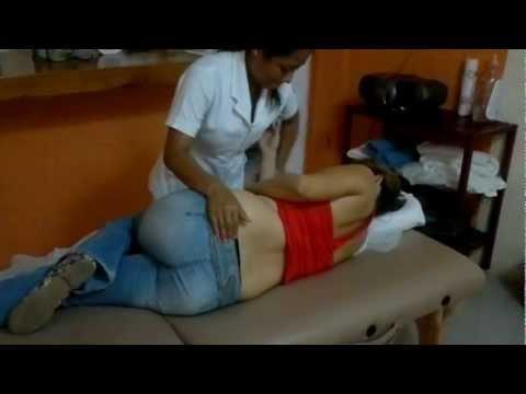 Terapia de resolución de osteocondrosis