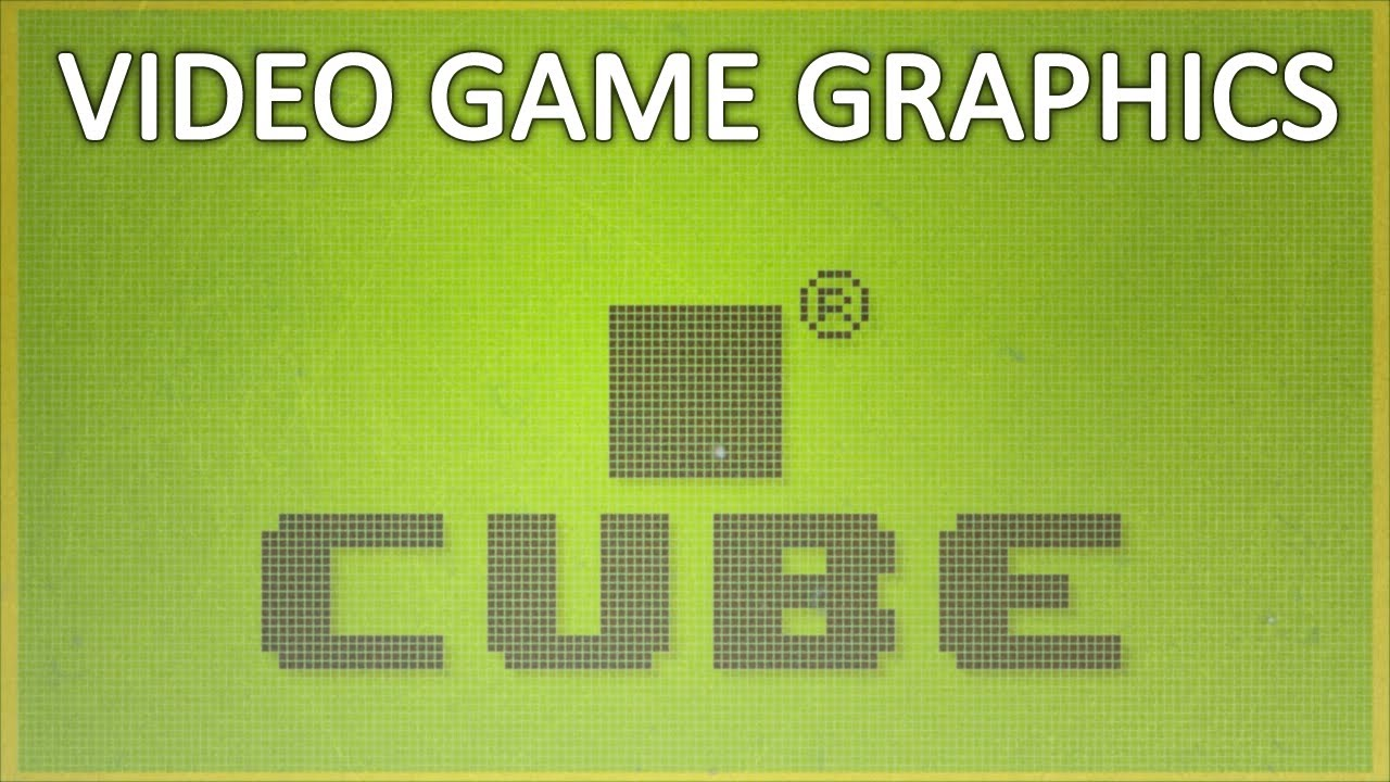 This Is A Video About Video Games And Cubes