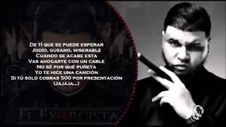 El Exorcista Respuesta No Hay Navidad Pa Nadie LETRA HD   Farruko  REGGAETON 2014