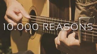 10.000 Reasons - Matt Redman (Fingerstyle Guitar Cover by Albert Gyorfi) [+TABS]