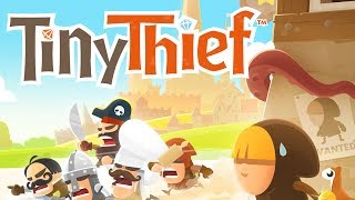 Tiny Thief - Gameplay